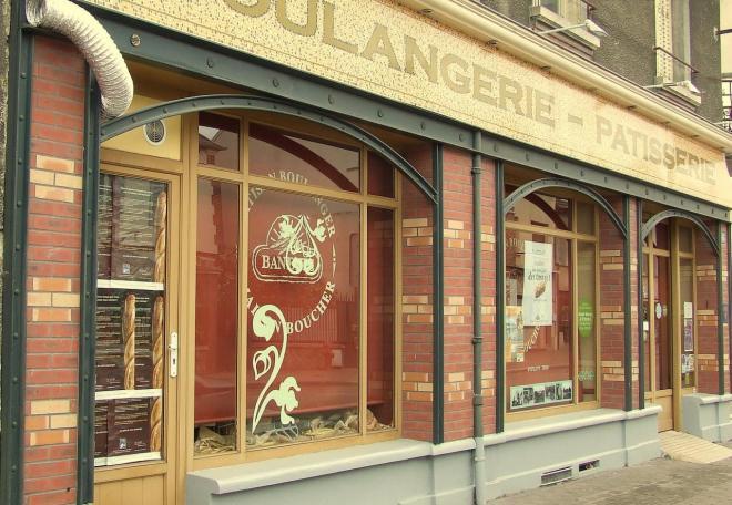 ancienne boulangerie Gangnard