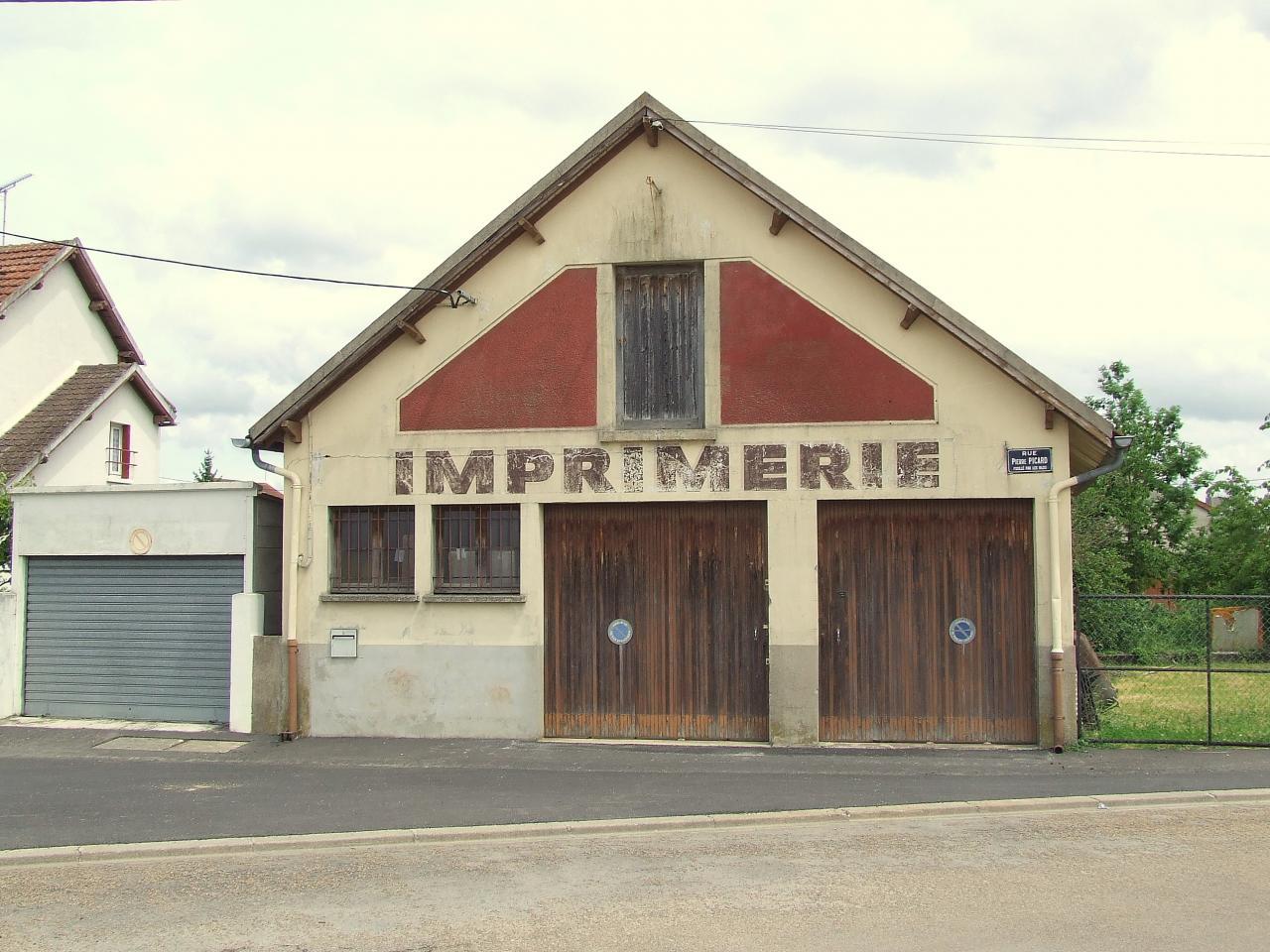 ancienne imprimerie Staub