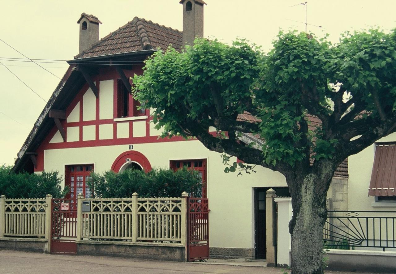 la maison de mon enfance