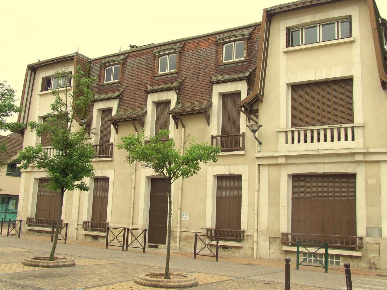 la résidence Chantoiseau