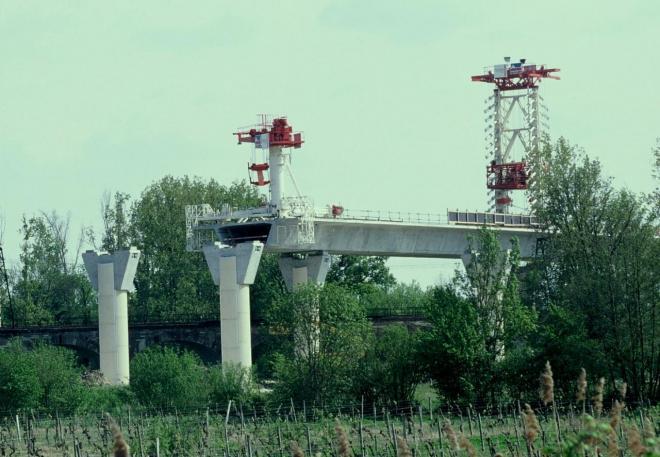 A89, le viaduc des Barrails