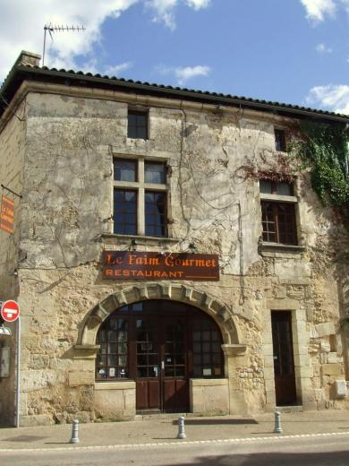 ancien restaurant le Bacchus