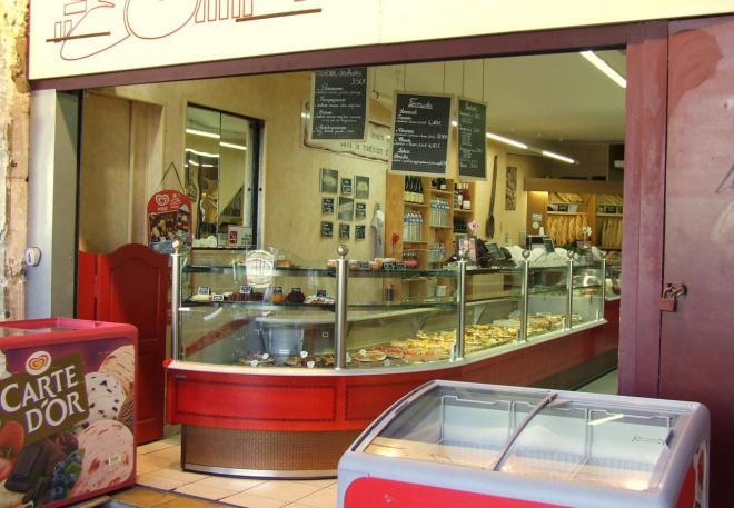 la boulangerie le Fournil du vignoble