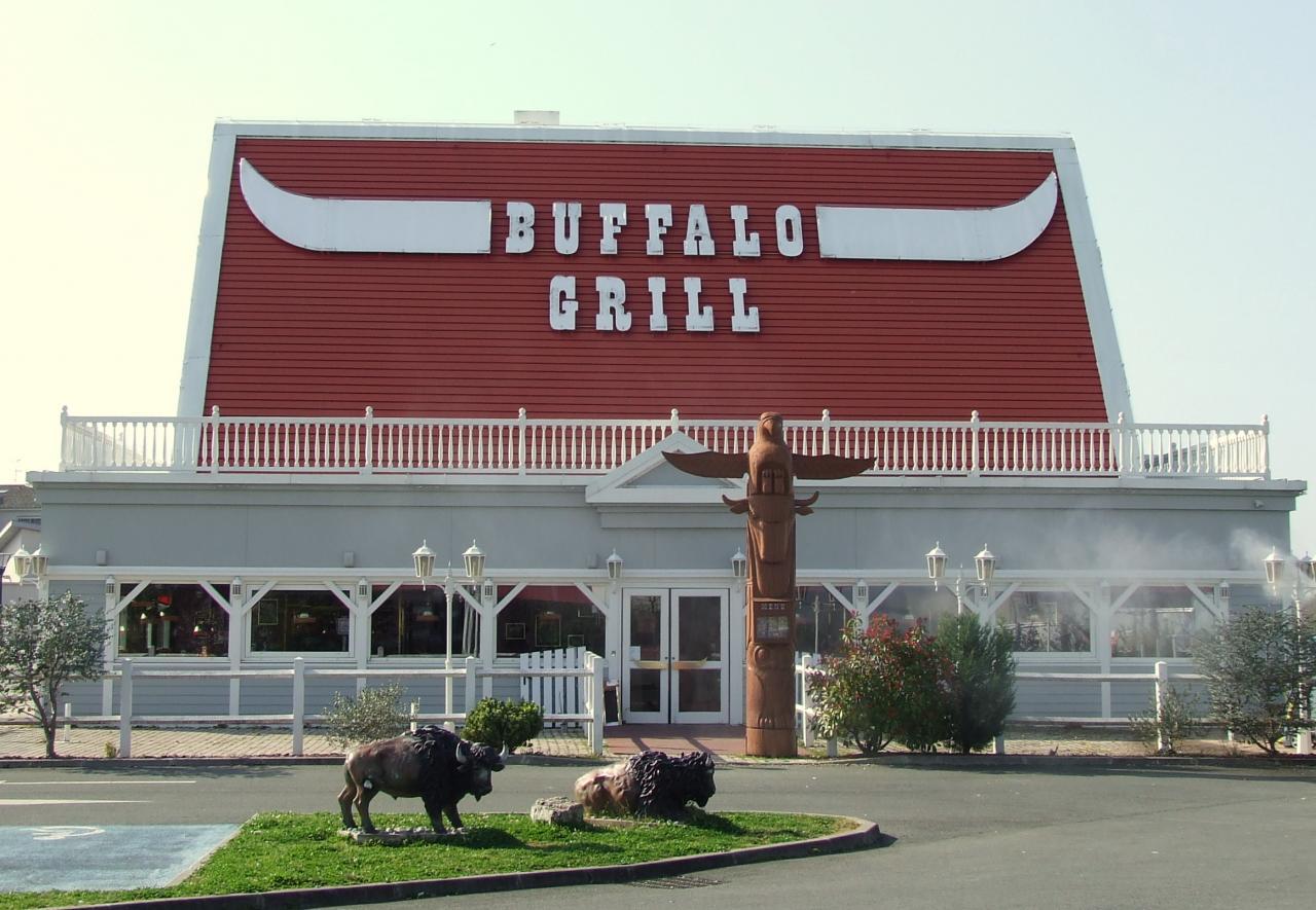 Buffalo-Grill aux Dagueys