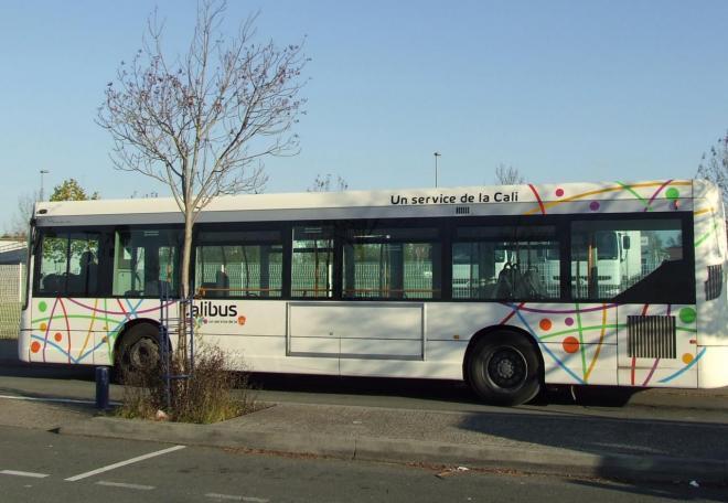 Calibus, les transports de la CALI