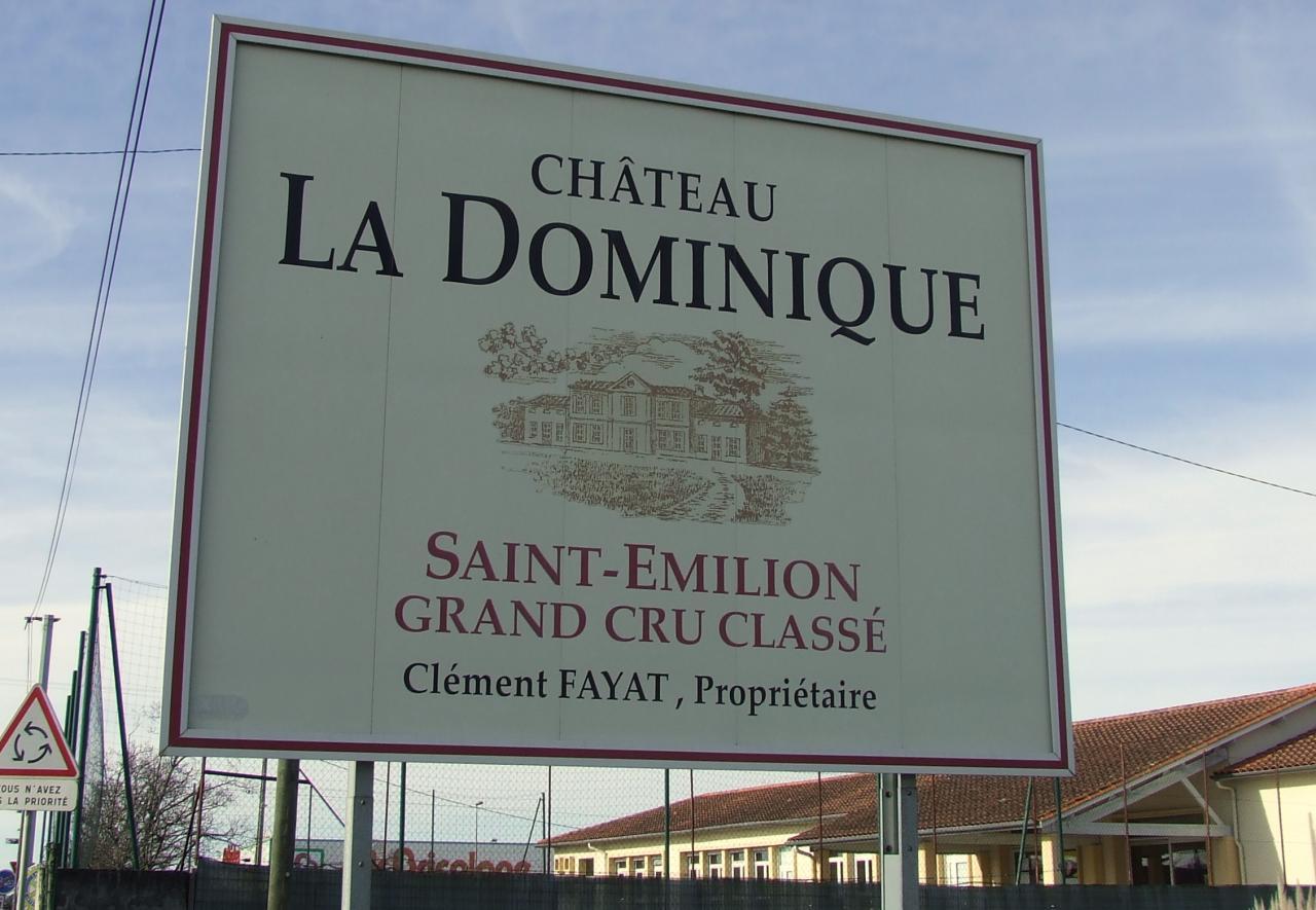 le Château la Dominique