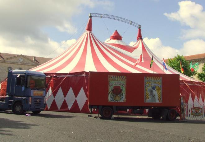 le cirque Bouglione
