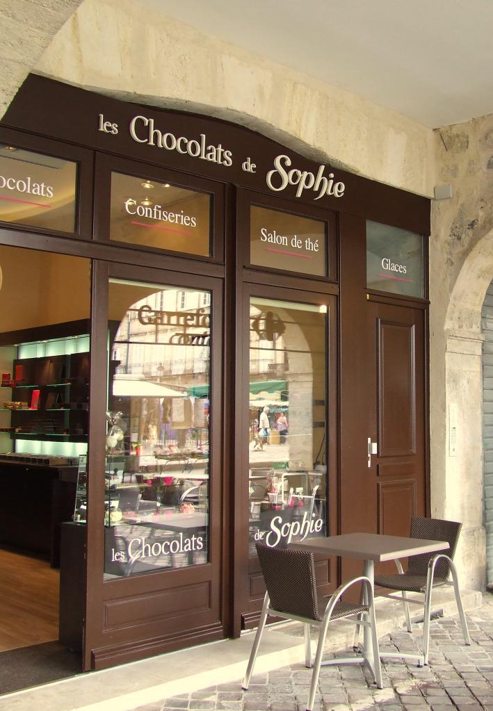 le chocolats de Sophie