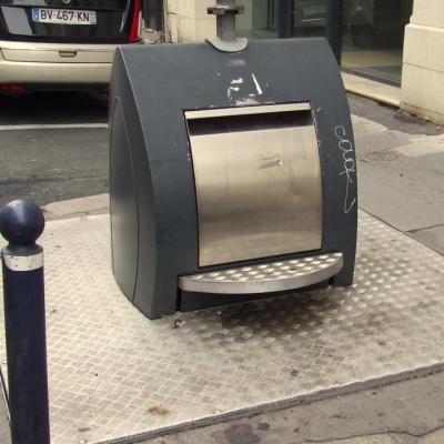 Libourne ville propre