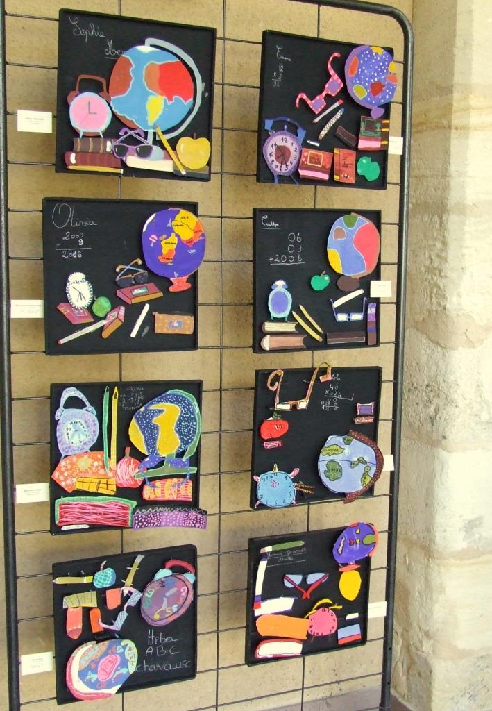 l'école d'Art plastique