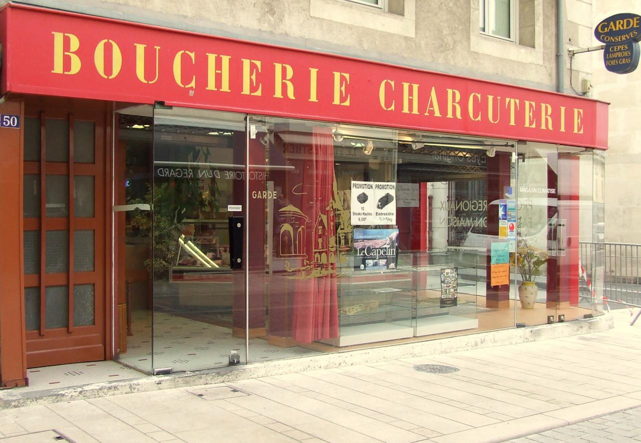 Boucherie-charcuterie Garde