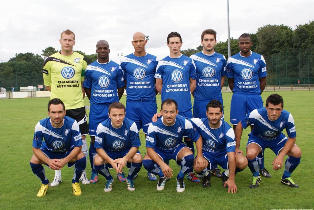 le Football Club de Libourne,