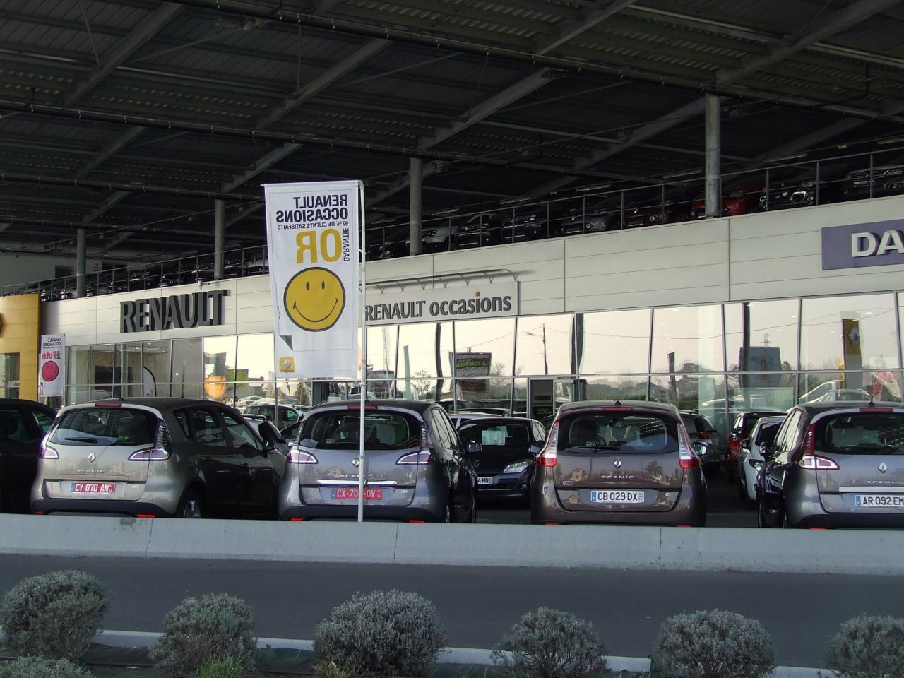 le garage Renault-Bastide