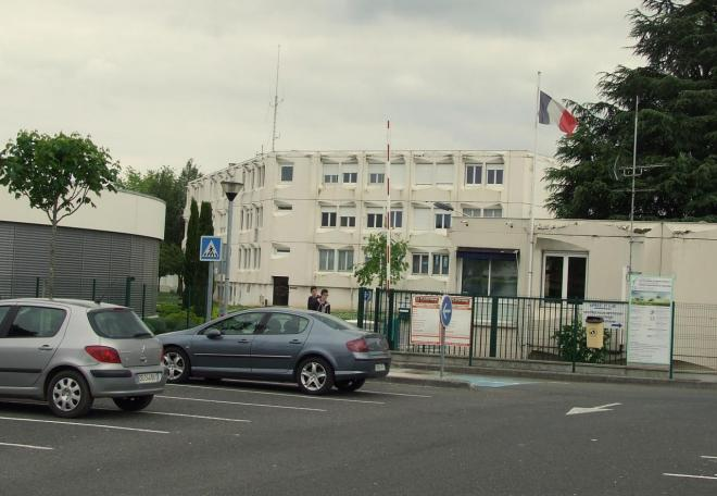 hôpital Garderose, centre hospitalier Libourne