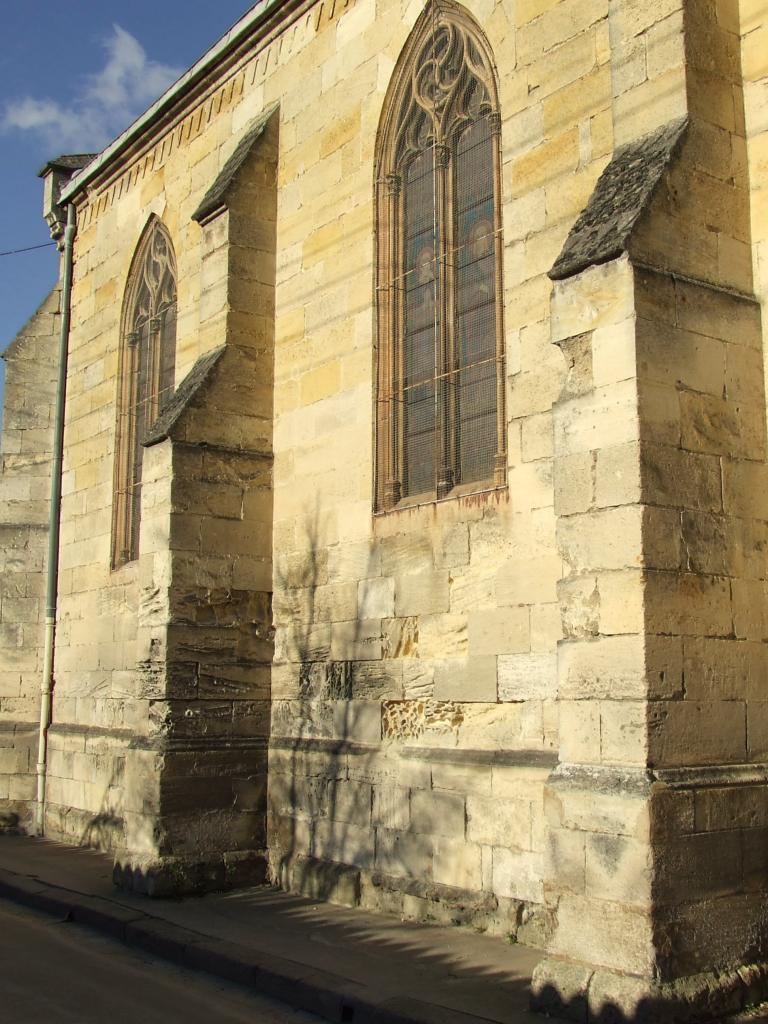 l'église Saint-Jean