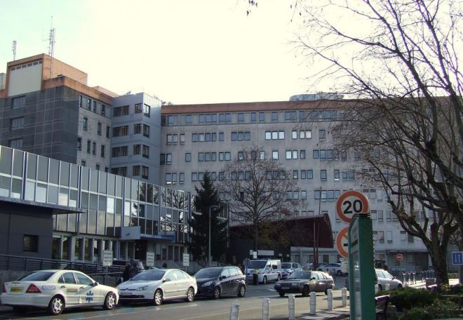 l'Hôpital Robert-Boulin