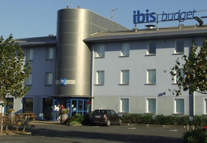 l'hôtel IBIS aux Dagueys