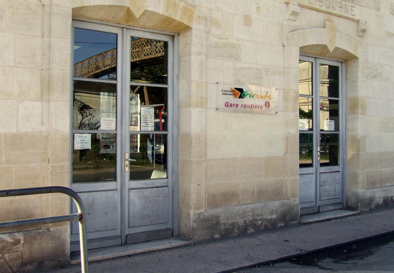 la gare routière