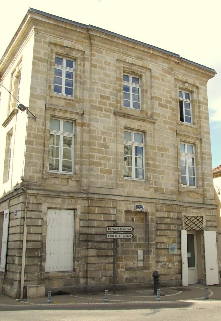 la maison de Barthélemy-Fontemoing