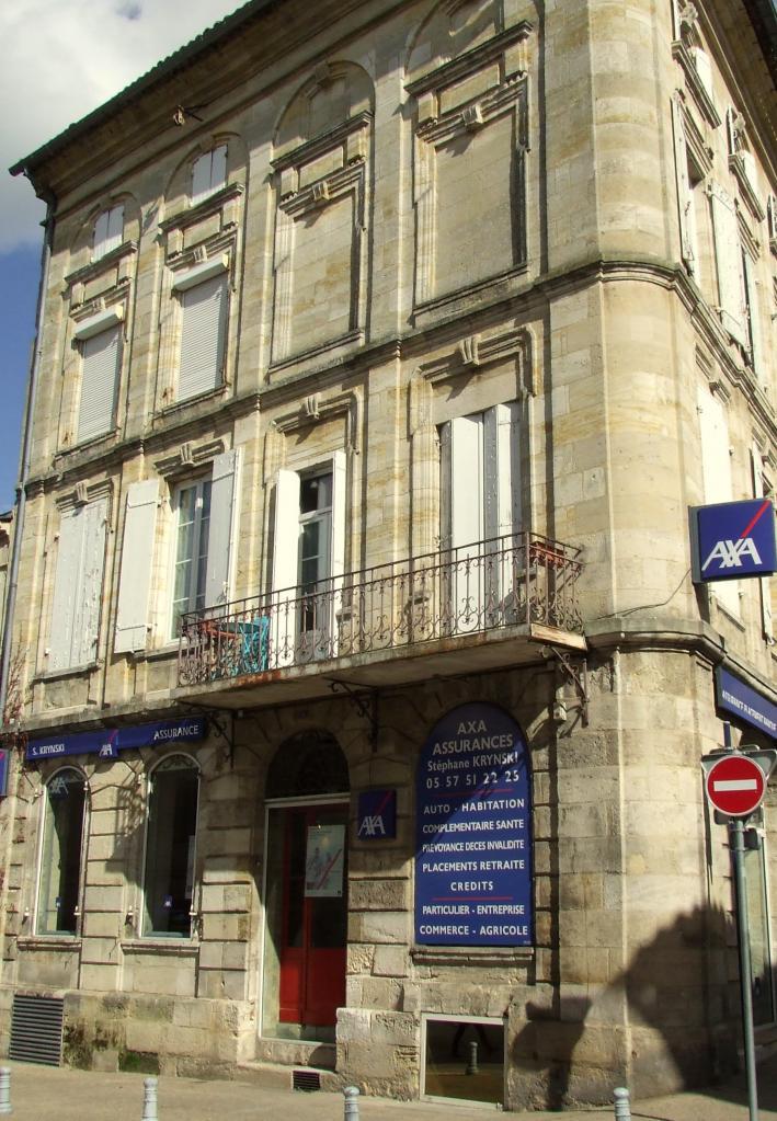 la maison Deltheil-de-Lafon,