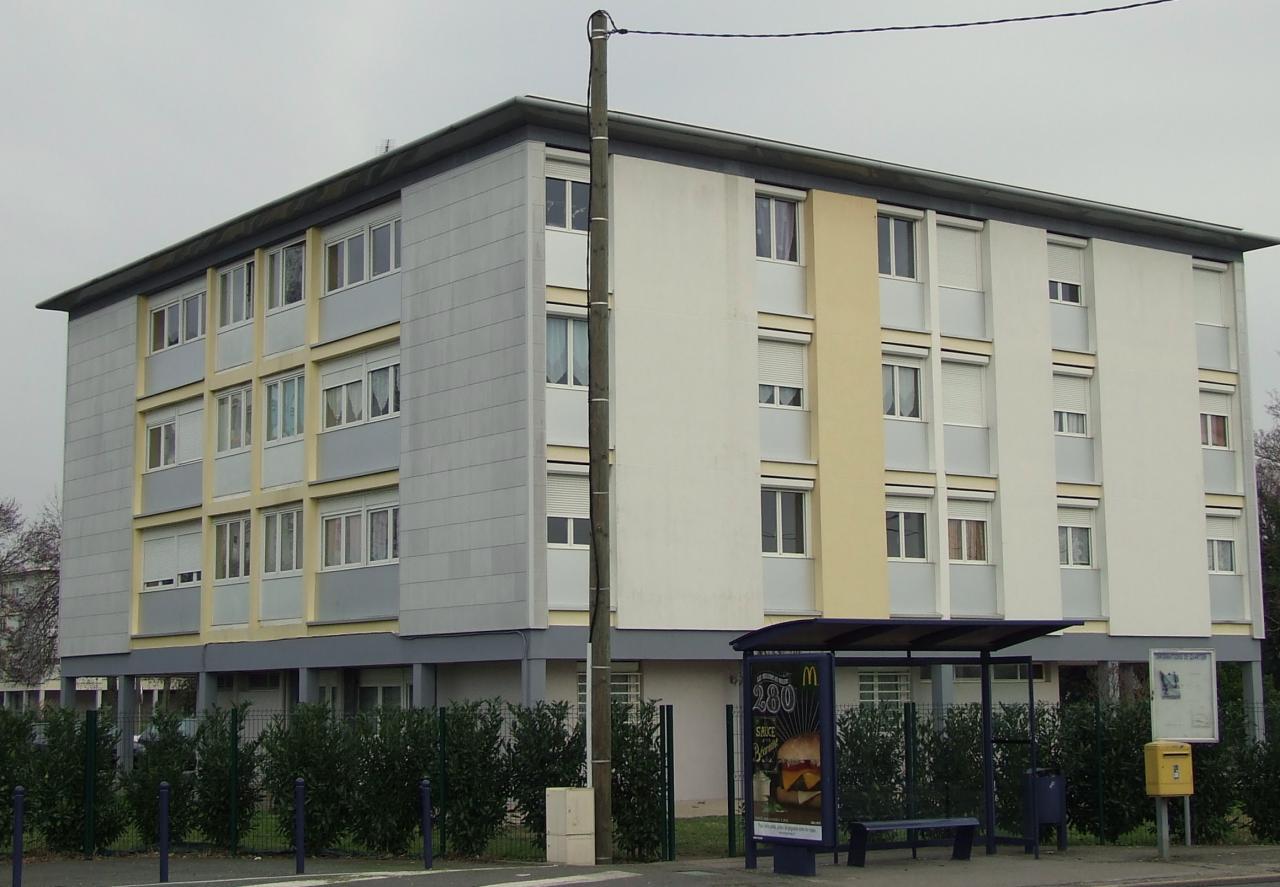 la résidence Peyronneau