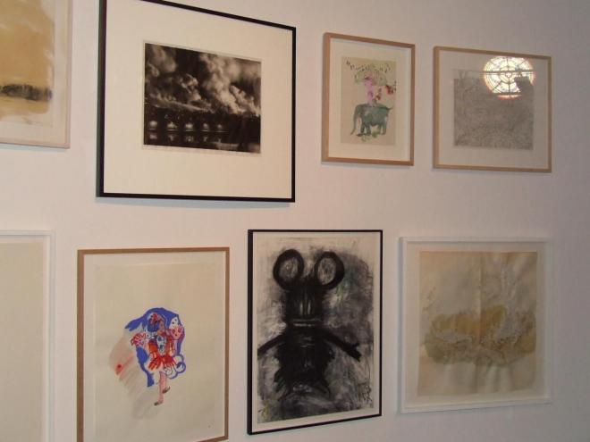 le Carmel, 2014 exposition Guerlain
