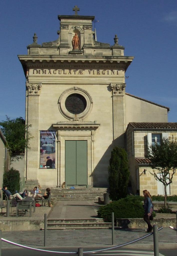 la chapelle du Carmel
