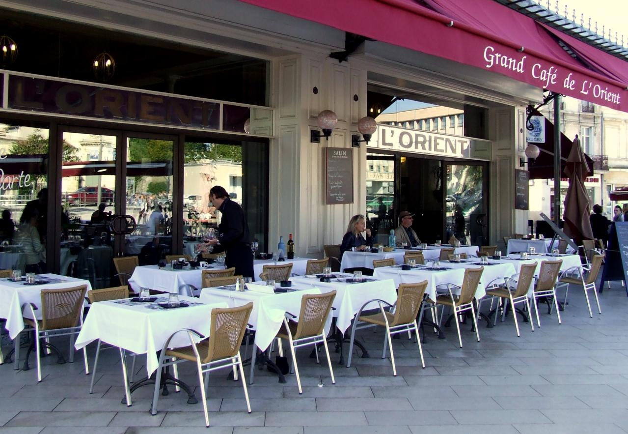 le Grand Café de l'Orient