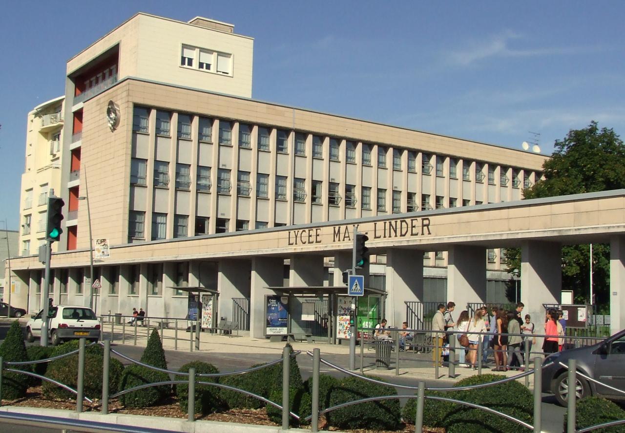 le Lycée Max-Linder