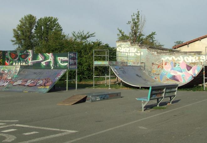 le skate-parc