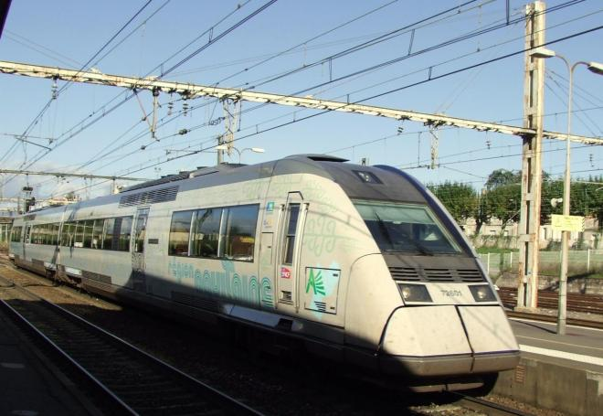 le TER Aquitaine