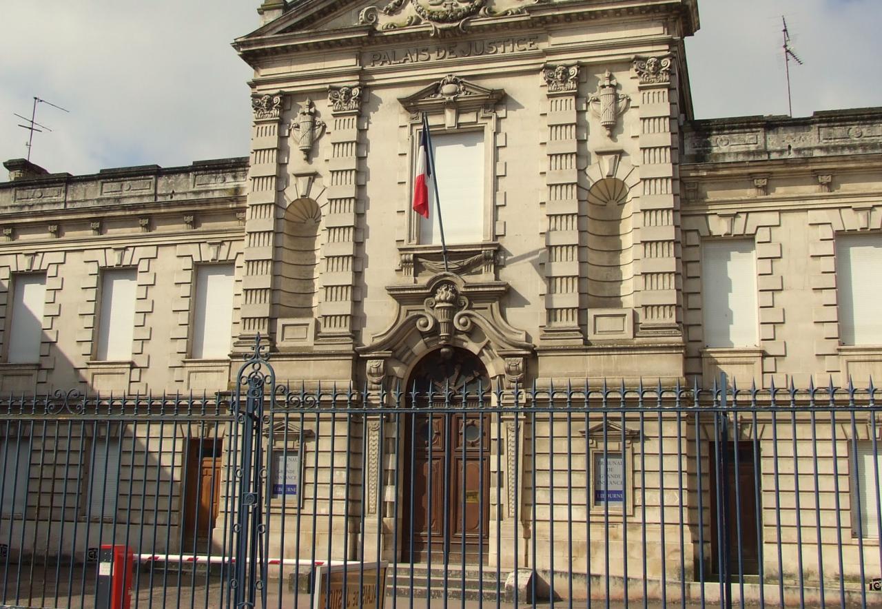 le tribunal de Grande Instance