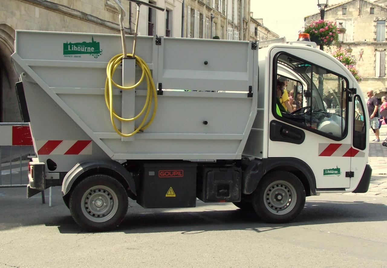 petit véhicule électique
