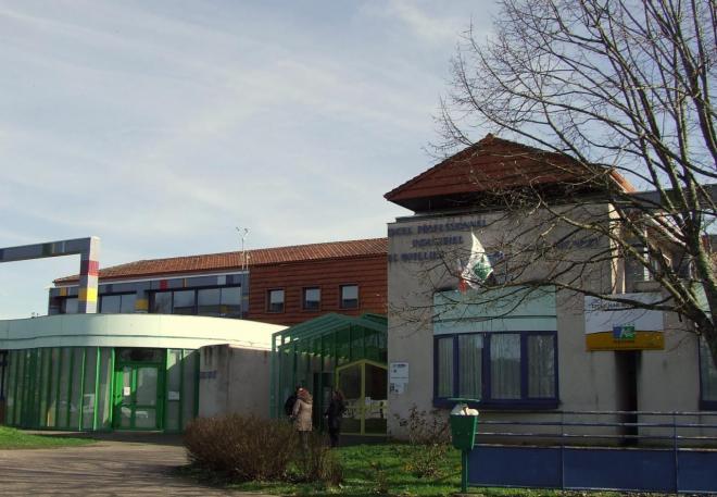 lycée général, technique et hôtelier Jean-Monnet
