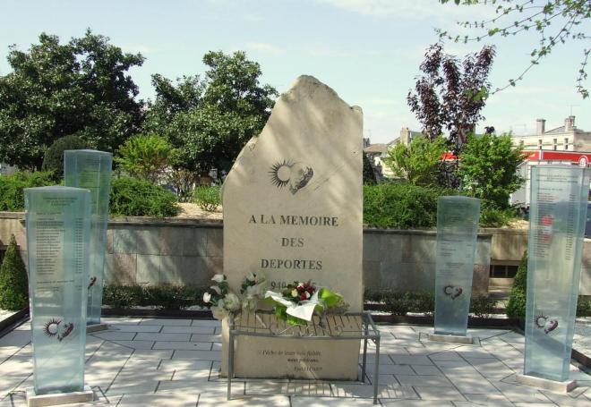 monument à la mémoire des déportés