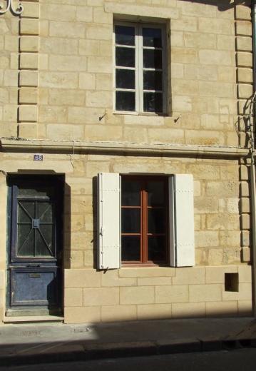 réhabilitation d'un petit immeuble