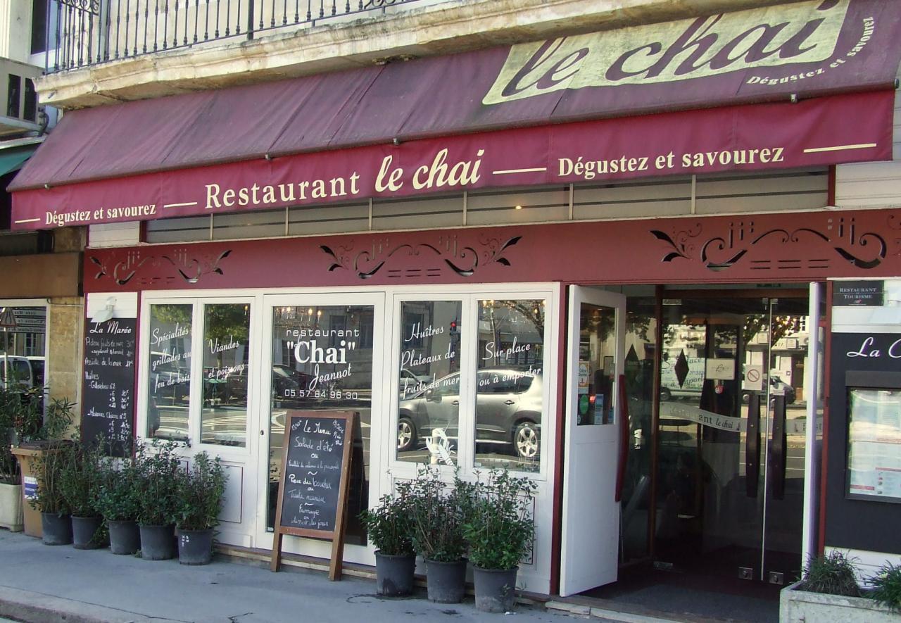 restaurant le Chai