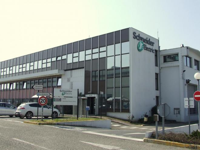 Schneider Electric, ZA les Dagueys