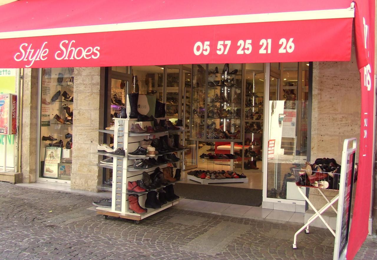 la boutique Style Shoes