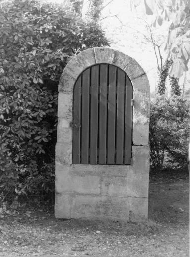 un puits fermé