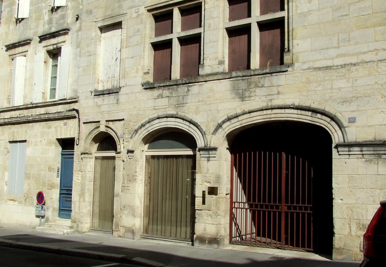 une boutique du XVIème siècle