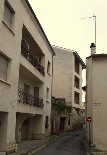 Vieux Libourne, rue des Murs